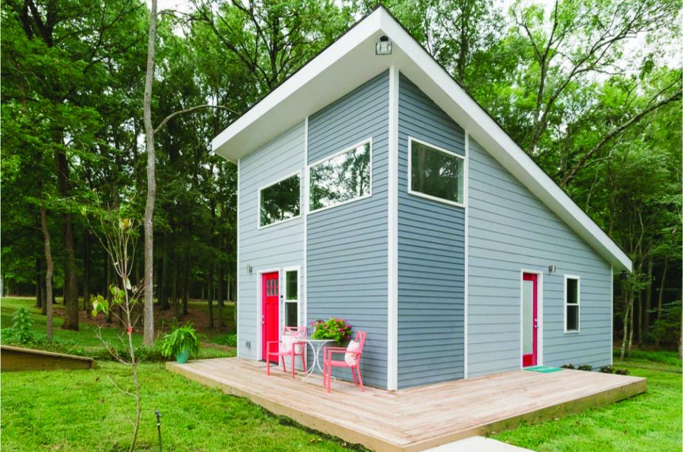 Greater Binghamton Tiny Homes Community